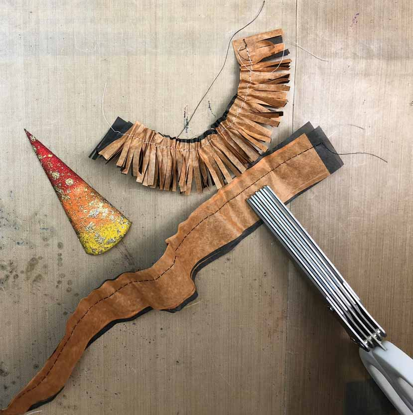 JPD Partners in Craft * Faerie Bower + Johanna Parker Design * Artist Collaboration