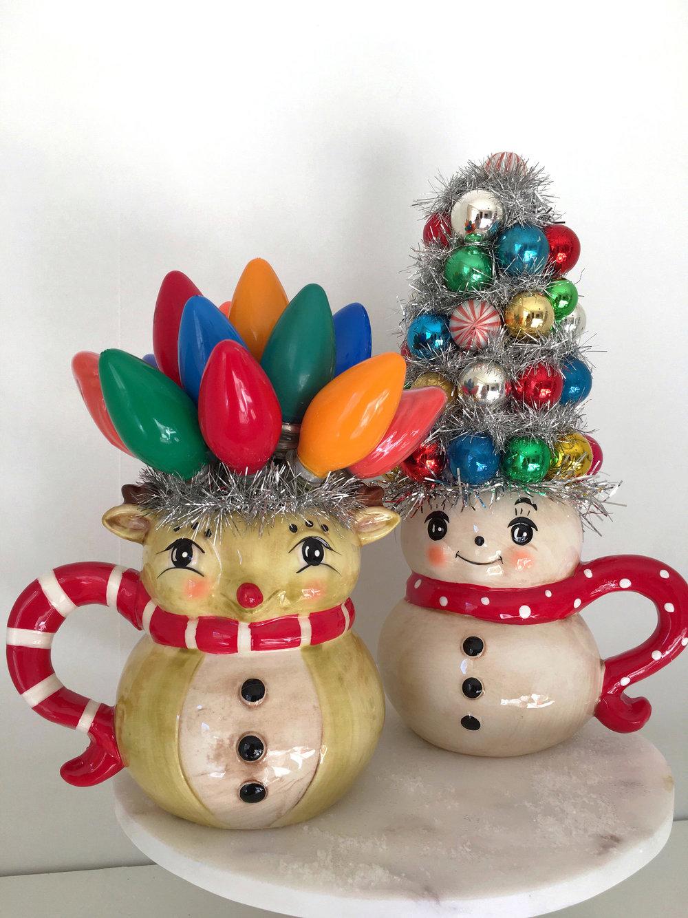 JPD Partners in Craft * White Christmas Studio + Johanna Parker Design * Artist Collaboration