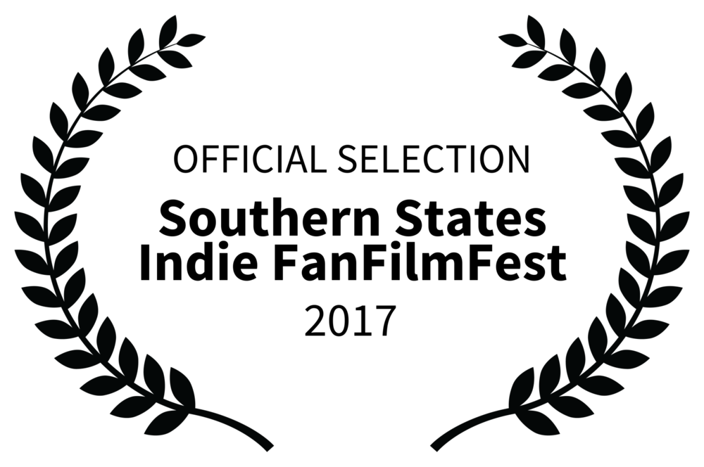 OFFICIAL SELECTION - Southern States Indie FanFilmFest - 2017.png