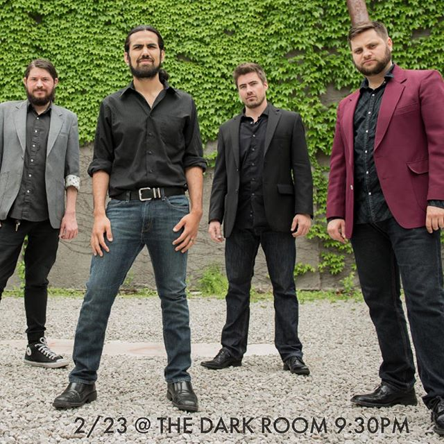 We will be playing some of our greatest hits tonight at @thedarkroomstl. Fun starts at 9:30pm  @thefunkydoctor @tmetoyou @johnondrums @consciouskeys