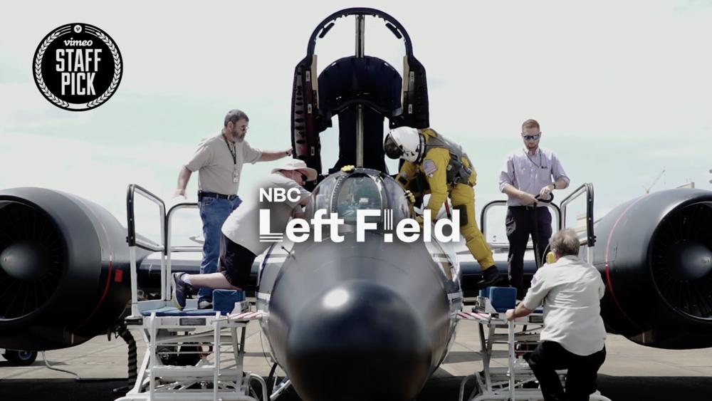 NBC LEFT FIELD: NASA / DOCUMENTARY