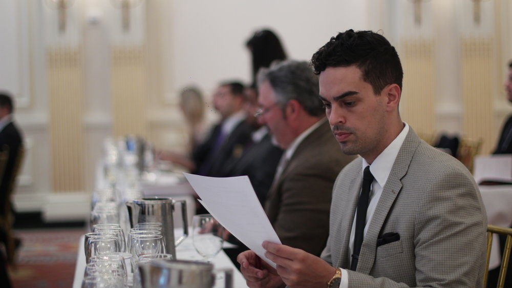 Sommelier Society of America Certificate Course Tasting Notes