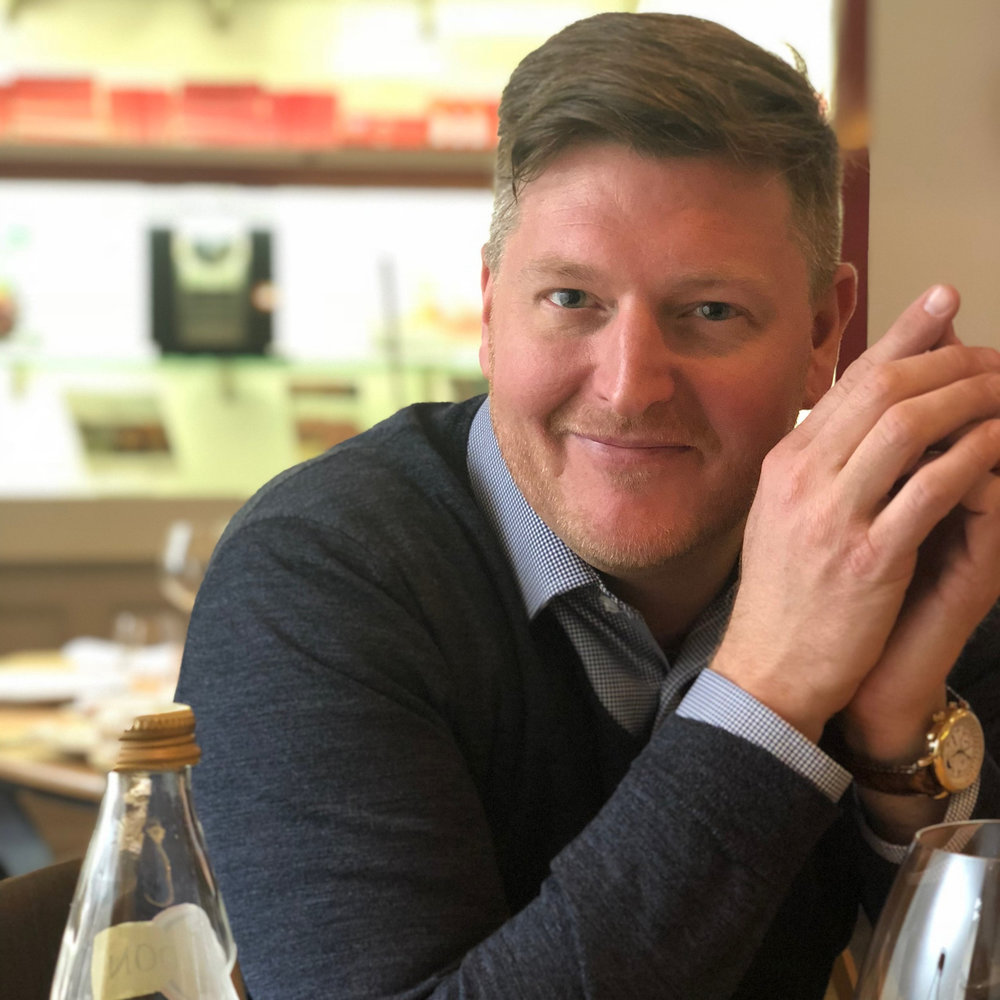 Dylan York, Principal   Dylan York has over 20 years experience in the food and wine industry. He is a certified sommelier through the Court of Master Sommeliers, and is WSET® Level 3 certified.