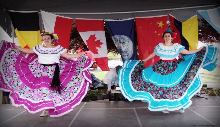 Sunday July 15 - Intercultural Day  Cowichan Intercultural Society sponsors Intercultural Day at the 39 Days of July!