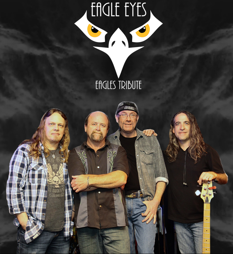 Sunday July 1, City Square Stage 8:30pm - Eagle Eyes   see our Canada Day page