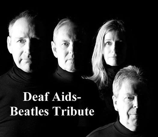 Deaf Aids Saturday July 14 - 8pm