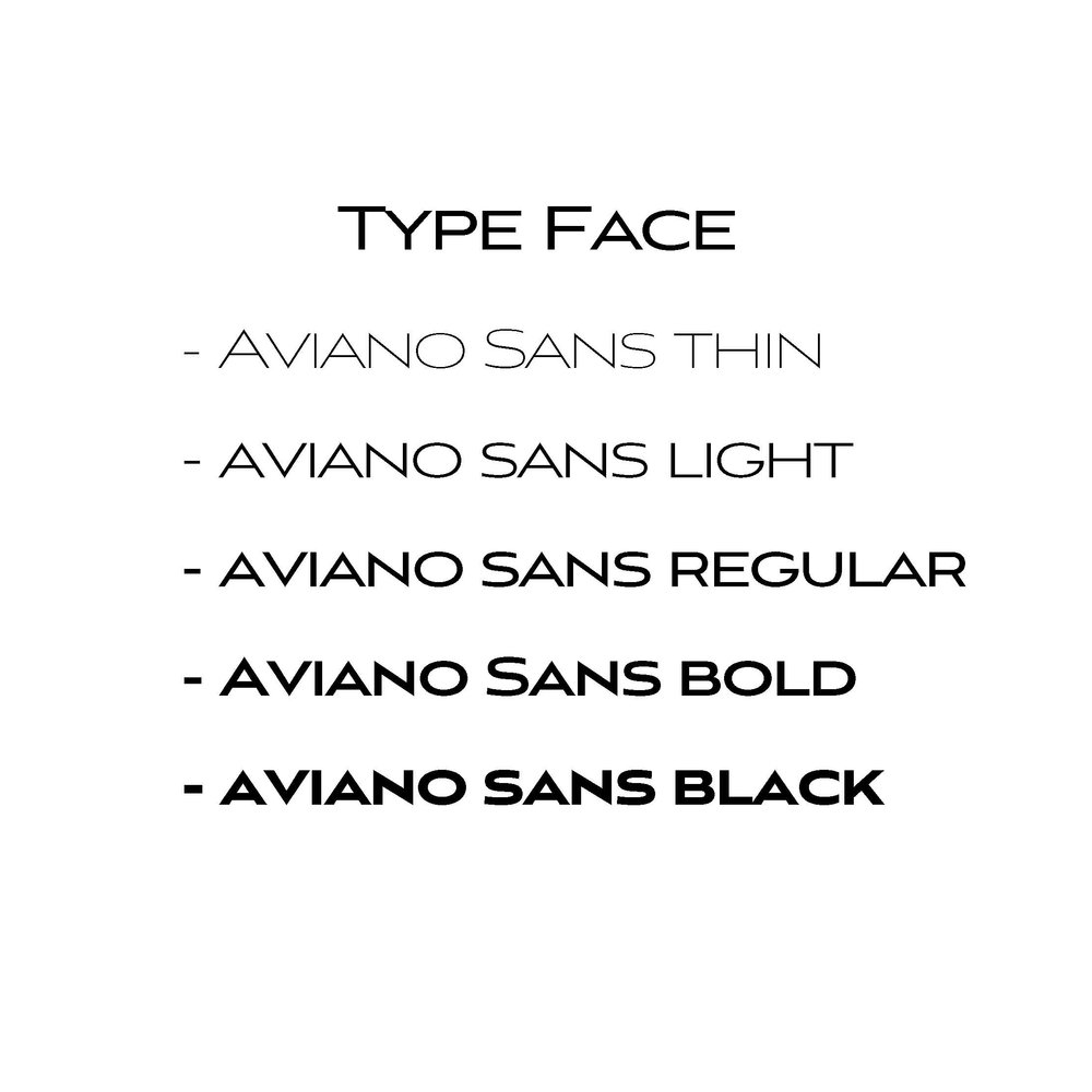 Type Face
