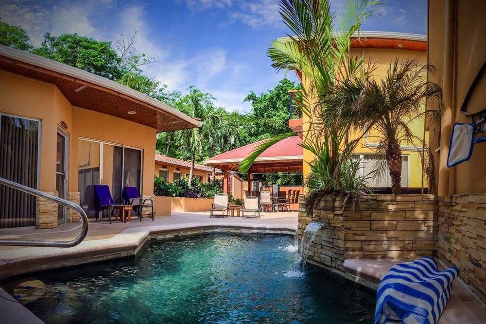 Backyard-Surf Condos