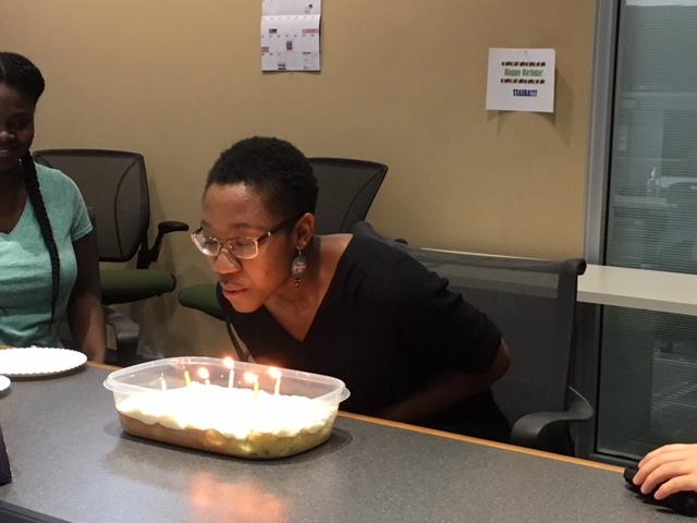 Happy Birthday Tiaira!