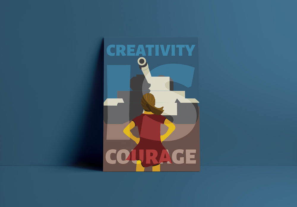 Creativity is Courage Mockup.jpg