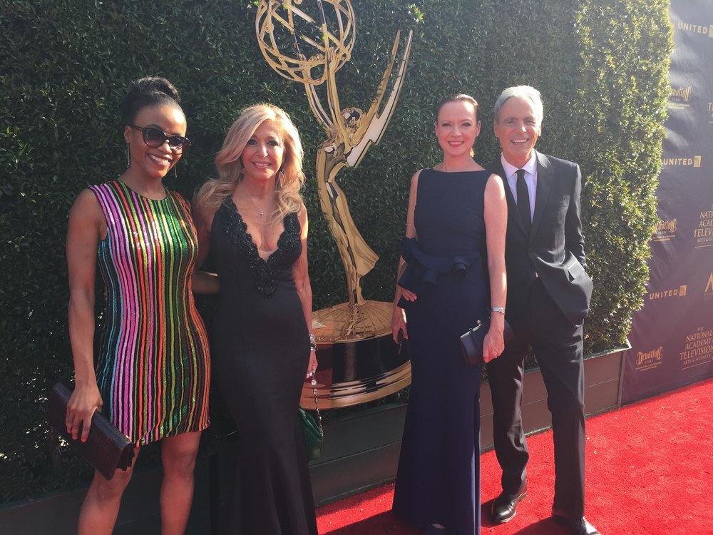 Hot Bench at the Daytime Emmys