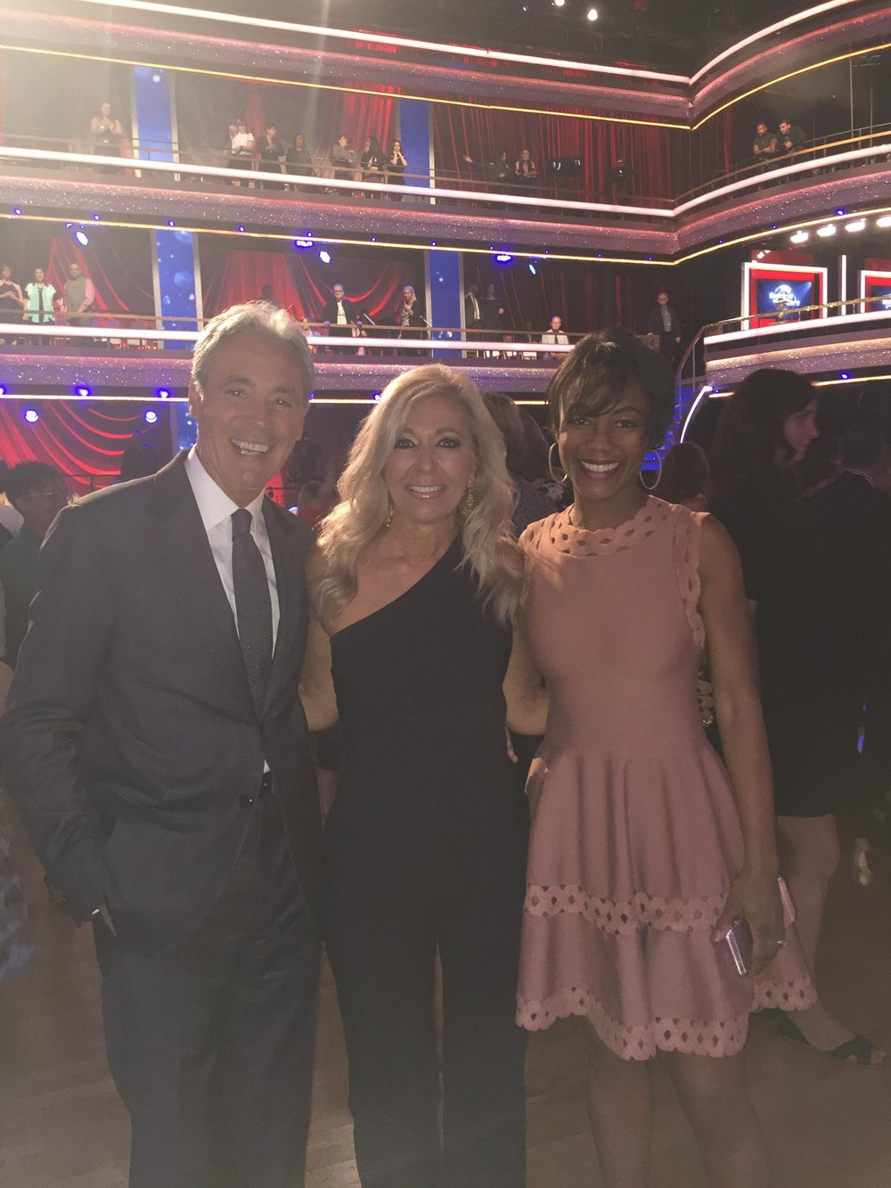 Hot Bench Judges at Dancing With The Stars