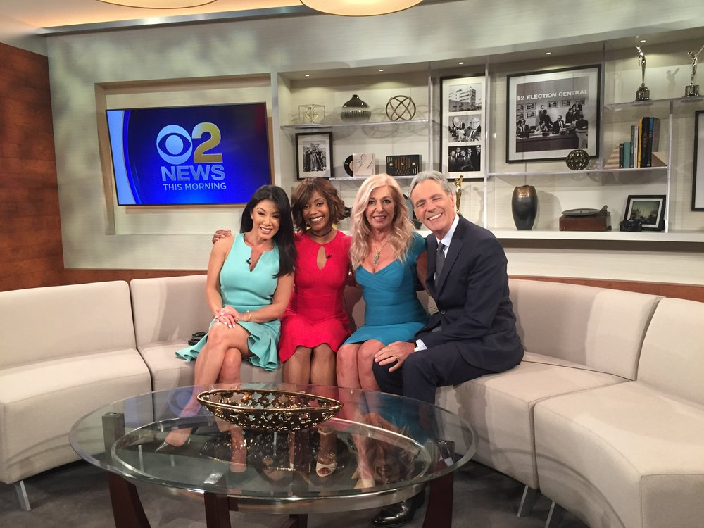 Hot Bench Judges on KCBS-TV
