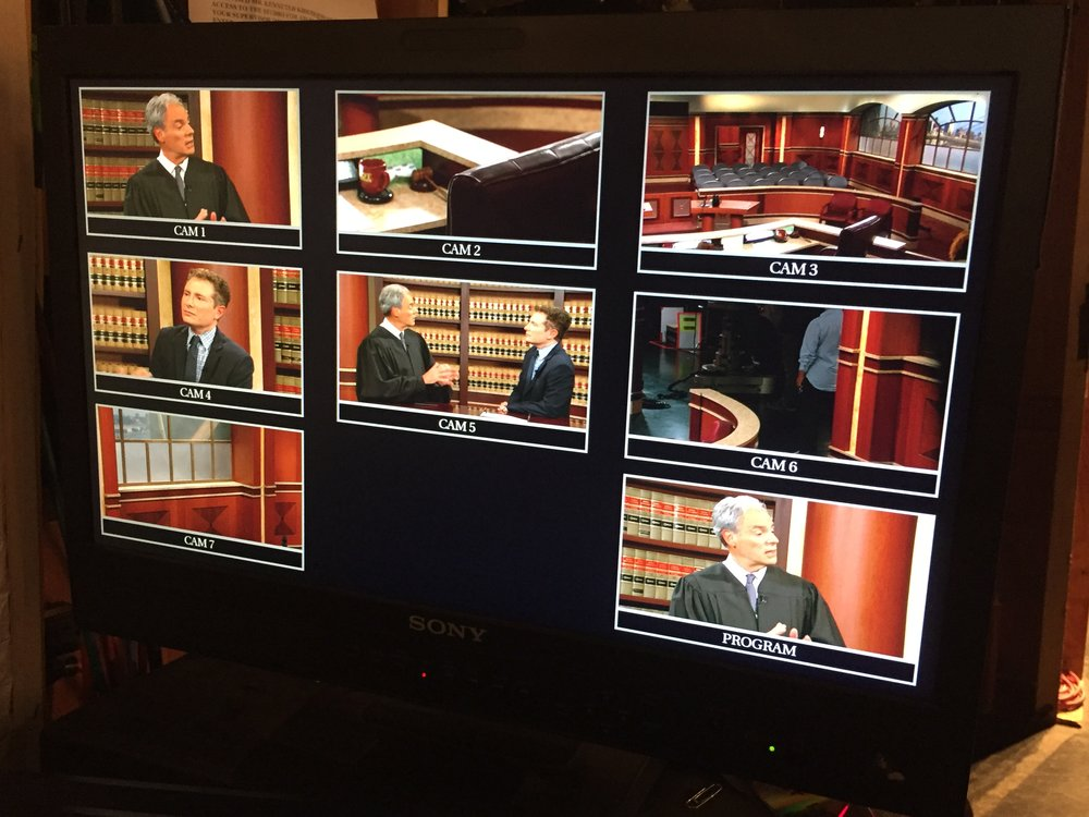 Behind the scenes at Hot Bench