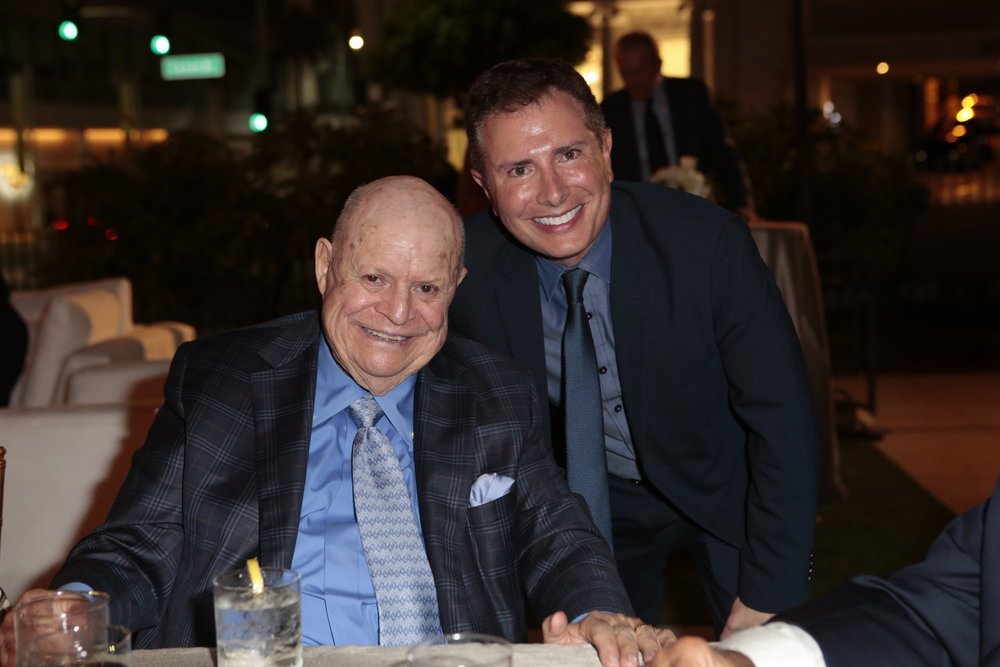 With The Legendary Don Rickles