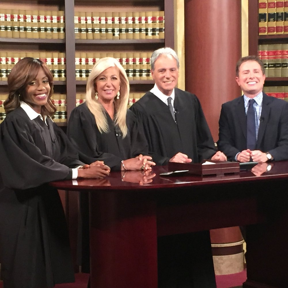 Interview with Hot Bench Judges