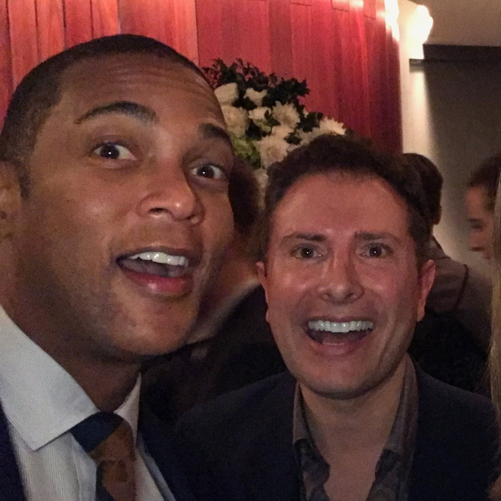 With Don Lemon