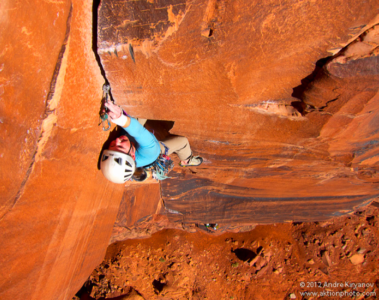 Michelle sends the pitch 2 ringlocks