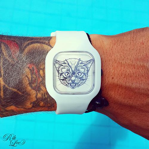 Rik Lee X Modify - Kitten Watch