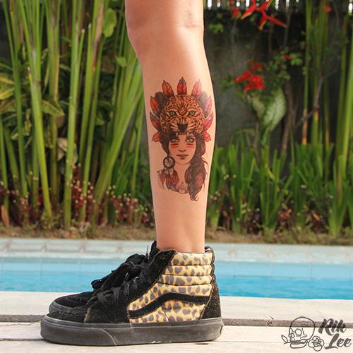 Rik Lee X Tattify
