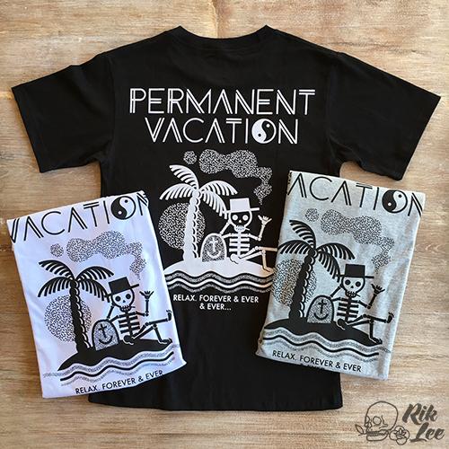 Permanent Vacation - T-shirt