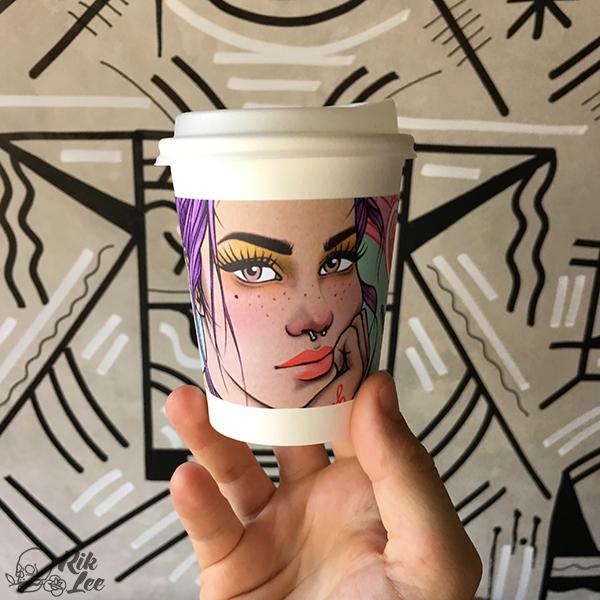 Ritual Coffee Shop & Boutique X Rik Lee