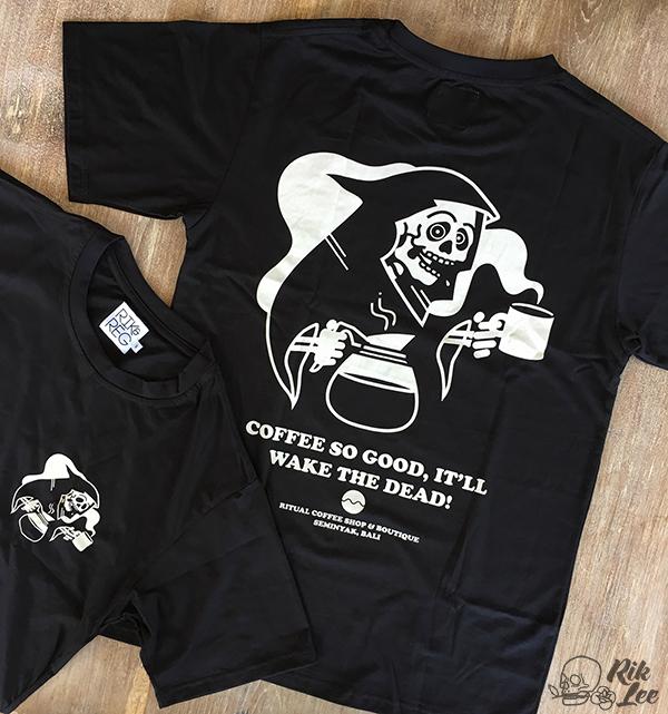 Ritual Coffee Shop T-shirt