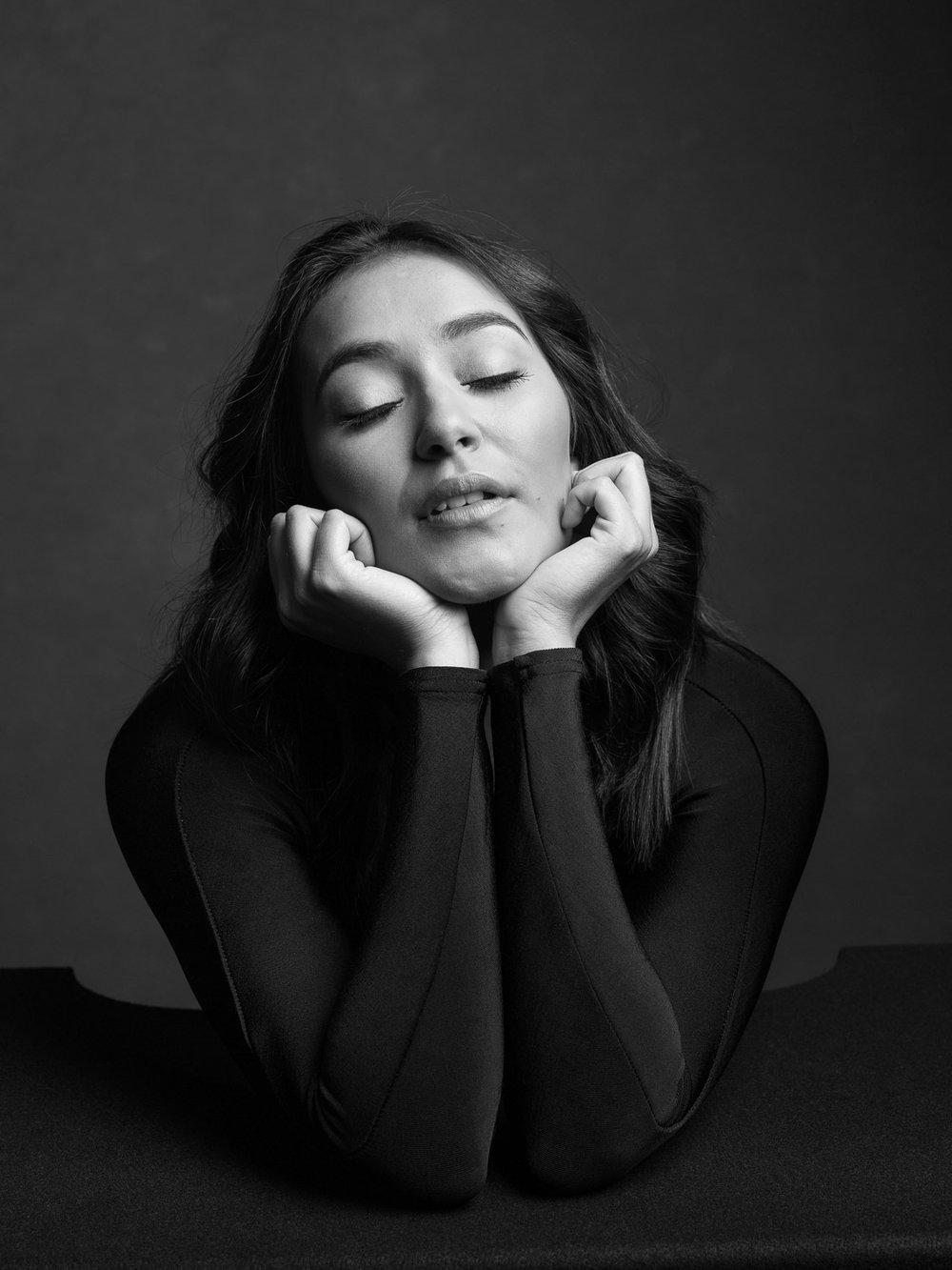 Sofia Contreras-Paredes - Textile Manipulator / Creative Director of MEÜS