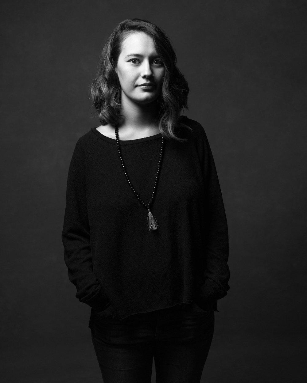 Daniela Castillo - Feminist / Actress / Yogi / Poet