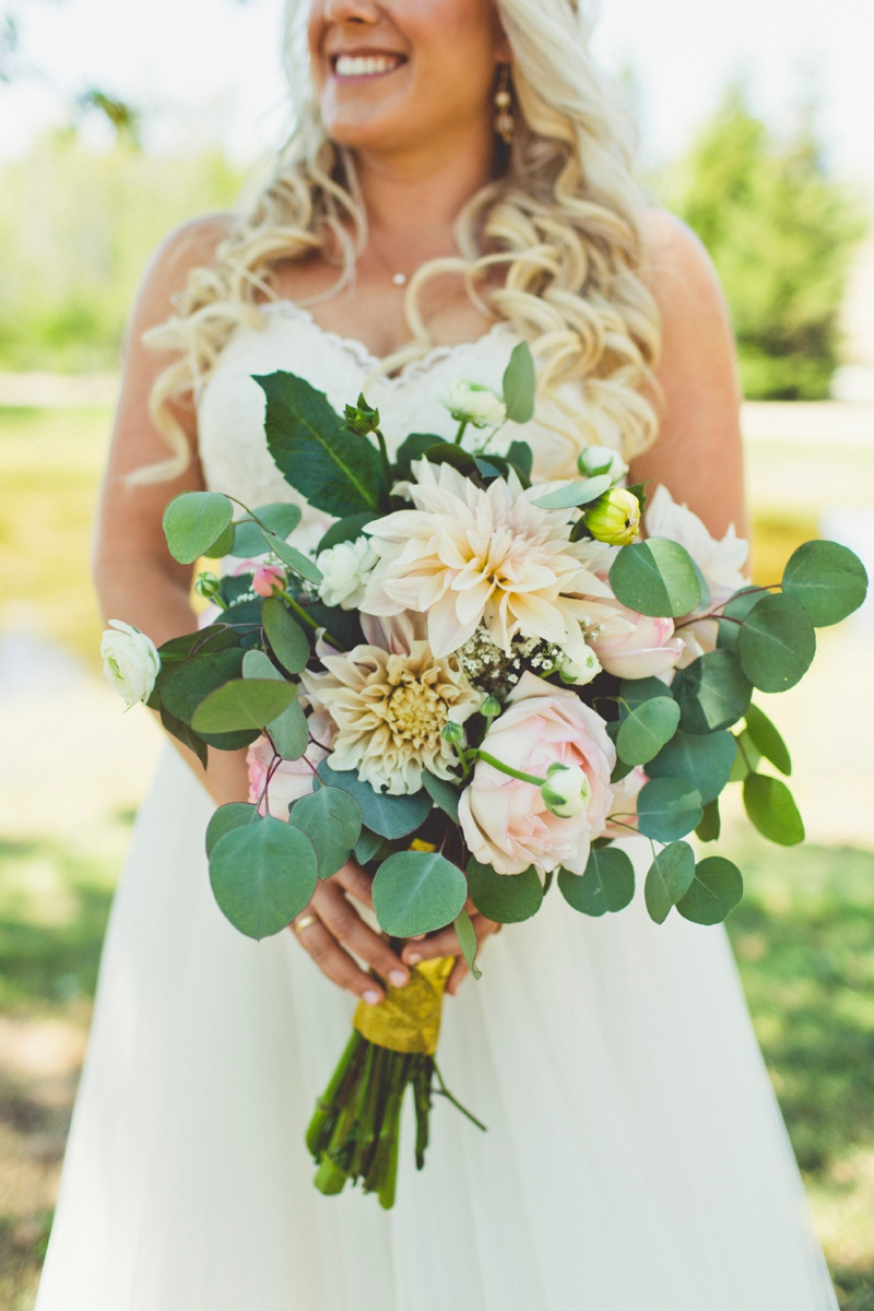 Bride's bouquet.Photo:  Sarah Kathleen