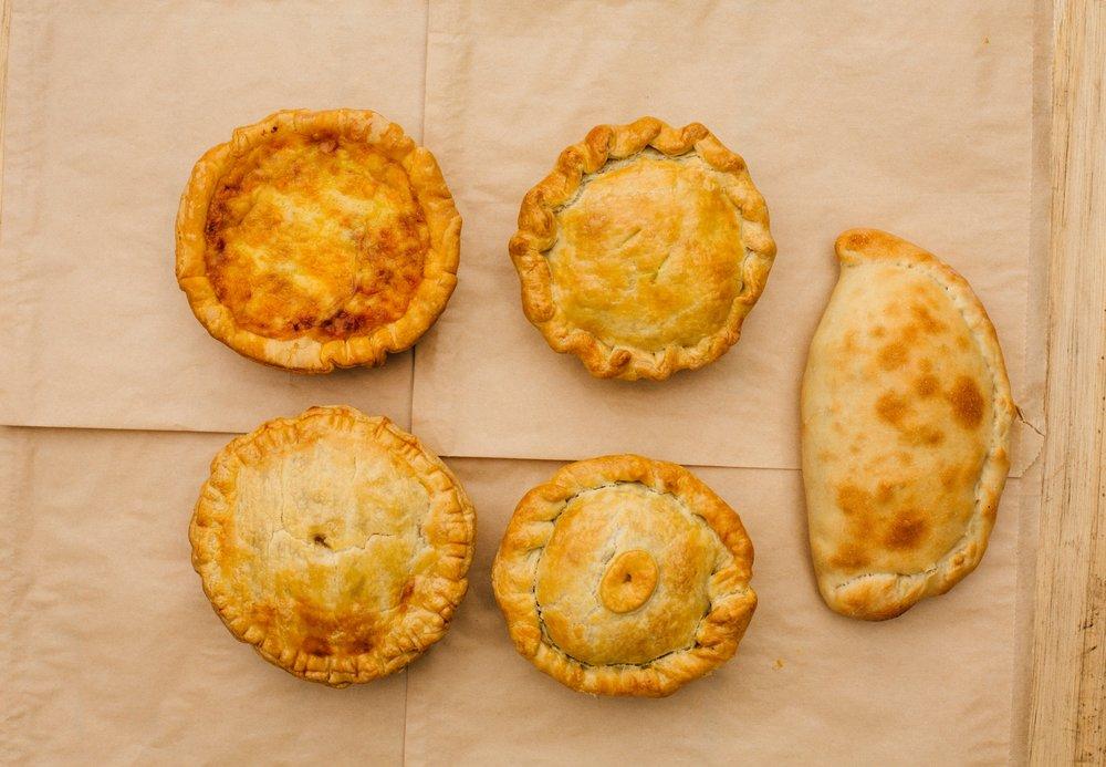 Pies & pastries in East Brunswick