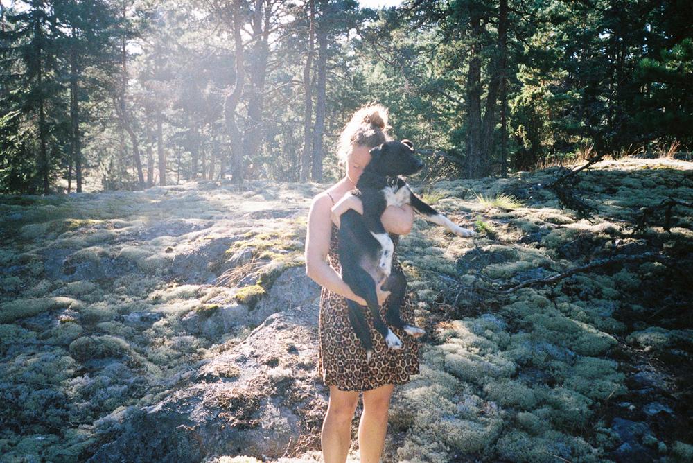 Emilia & Mikey. Foto Erik Wåhlström