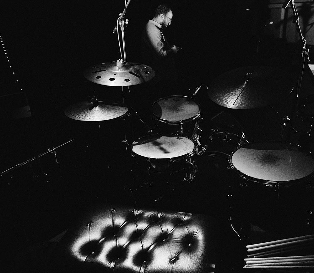 Pedro Oliveira - Drums