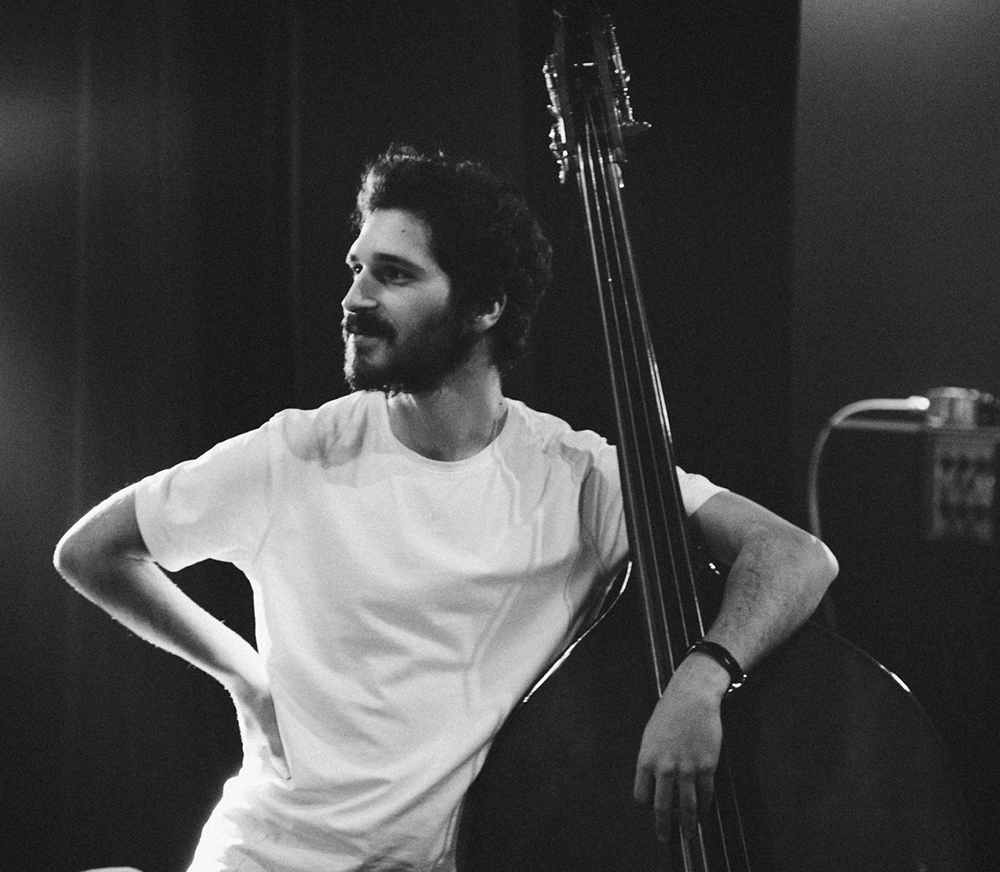 Pedro André - Double bass