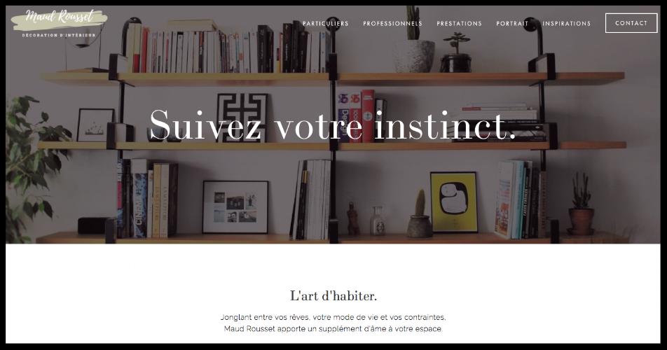 Maud Rousset - Séduire et rassurer ses futurs clients.