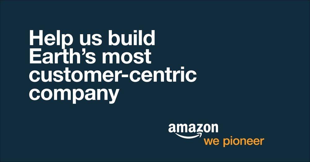 Aidez-nous à bâtir l'entreprise la plus centrée sur ses clients au monde.