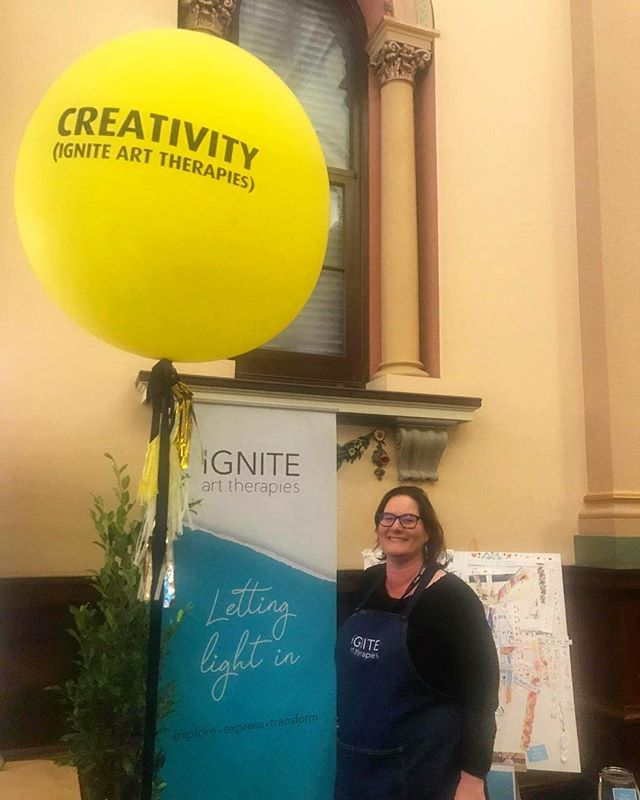 Ikon's CEO Brad Seaman was at TEDx Adelaide last night - congratulations @ignitearttherapies on shining a light on the value of art therapy - something very close to Ikon's heart. #education #student #study #careers #inspire #arttherapy #art #craft #learn #learning #impactyourfuture #success #motivation #mindfulness #educationiskey #creative #hustle