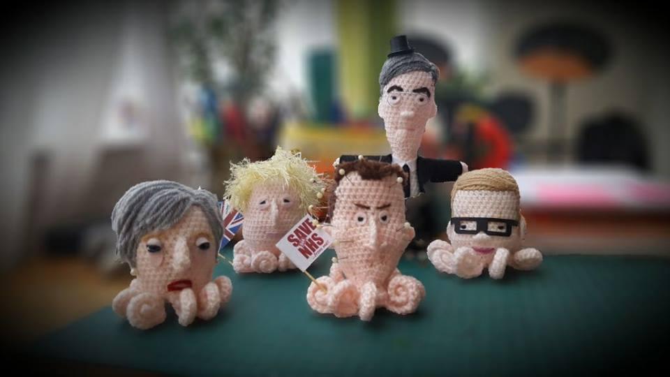 Tory Voodoo Pincushions