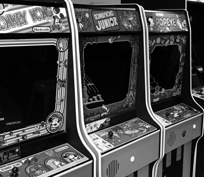 ARCADE MACHINE HIRE - Now available and brand new for 2018, we're now offering stunning arcade machine hire for events and weddings!A fun addition to any party whatever the age group, and also perfect as a feature for corporate events, and help in keeping your guests entertained throughout the evening.