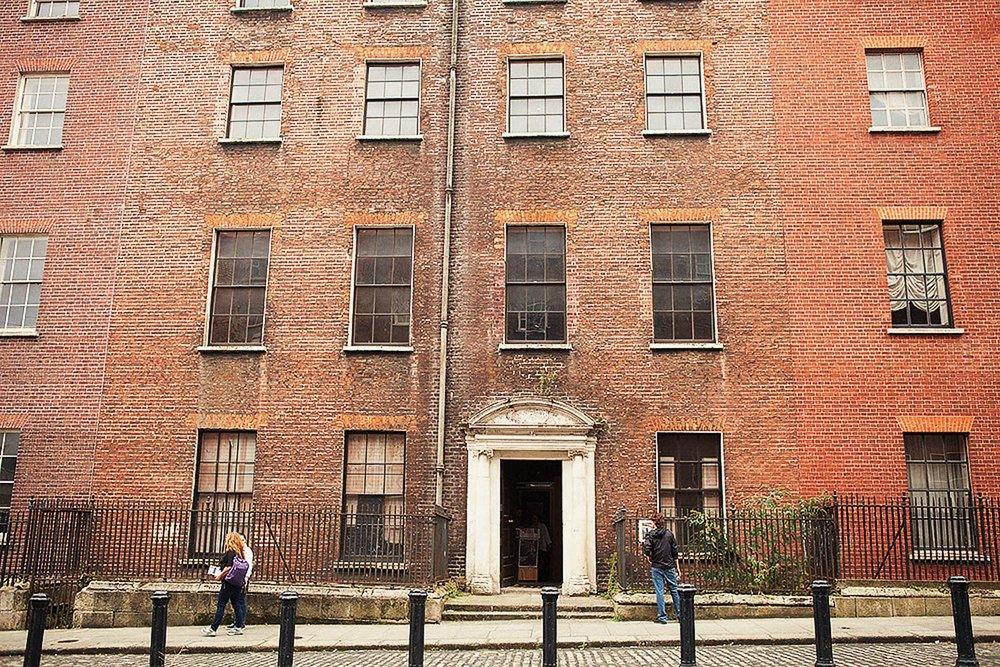 Henrietta Street, Dublin.