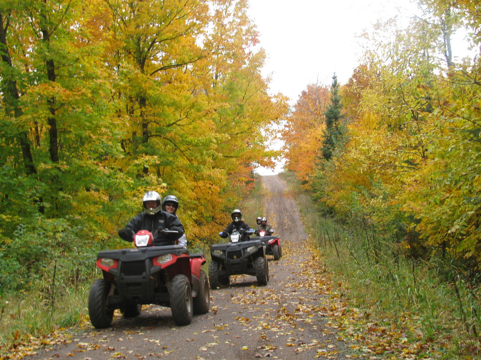 Photo Courtesy of Mercer Dusty Loons ATV Club