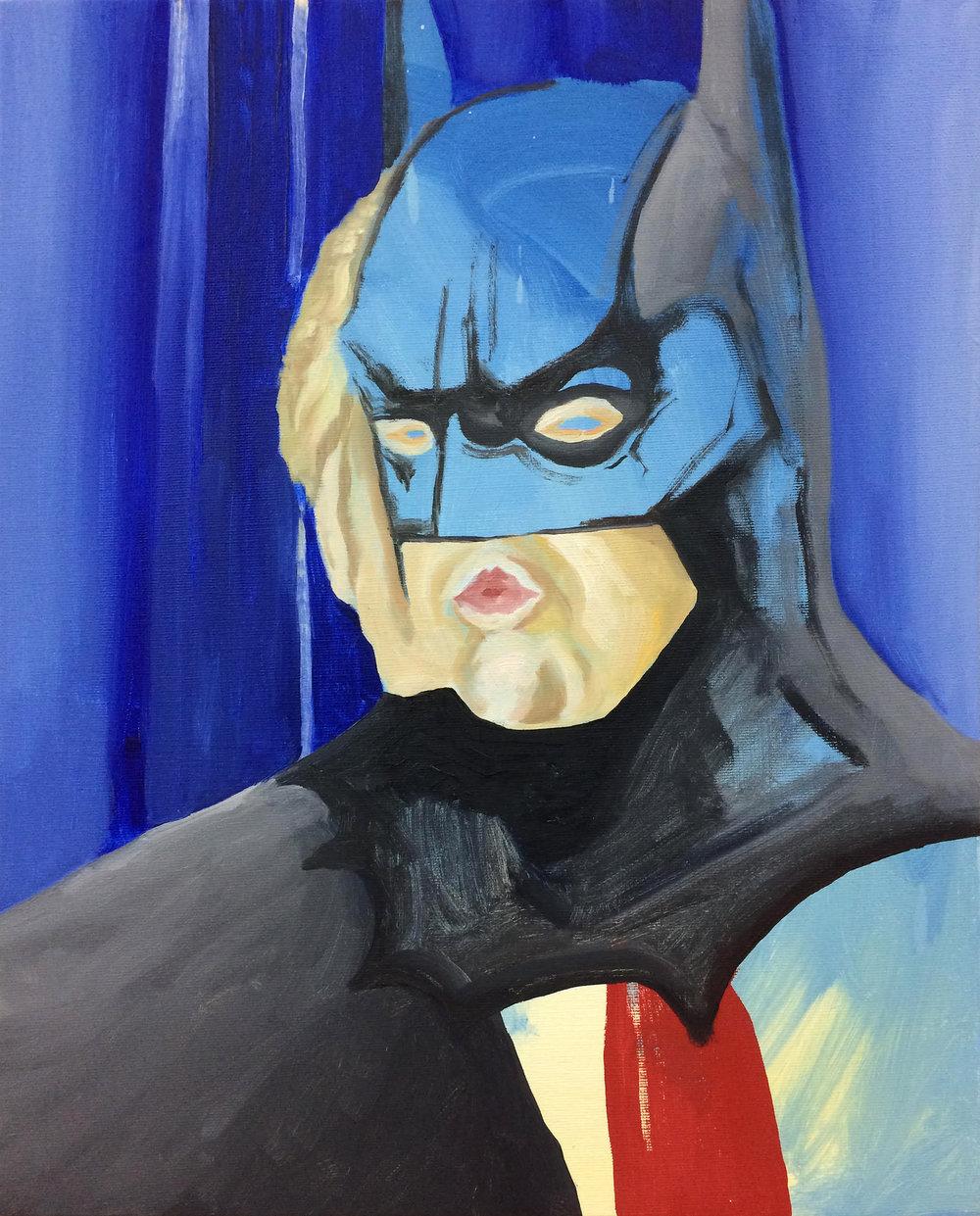 Batman Trump
