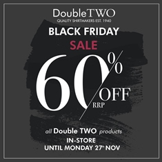Double Two - Up to 60% off RRP