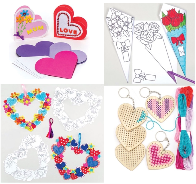 - Join us for all things Valentines' 3rd & 4th February 12-4pm.We'll be craft daft making wooden heart keyrings , cards, colour in wreaths & bouquets
