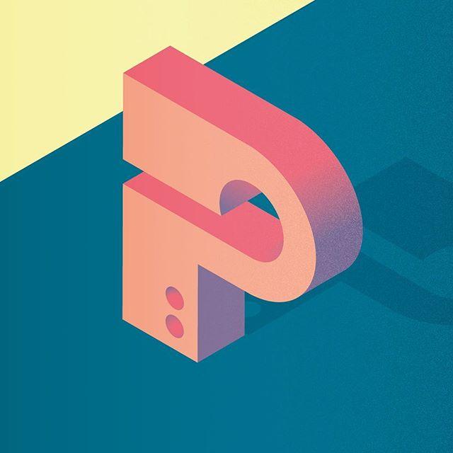 P #36days_P ___ #36daysoftype @36daysoftype @adobecreativecloud #adobeillustrator #vectorart #textures #outerhebrides #outerhebridesofscotland #westernisles #typeface #abstractbuilding #abstractletters #scotland #scottishislands