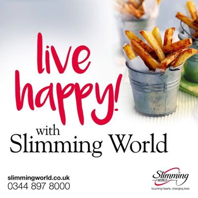 Slimming World - Open Every Monday 5:30pm and 7:30pmCall Gemma on:07738 620402
