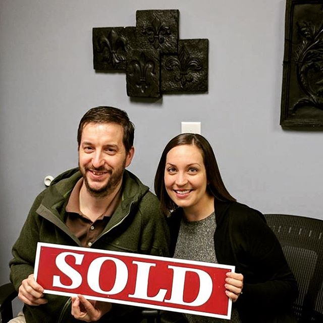 Congrats Michael and Jessica on the sale of your home! I was happy to help!