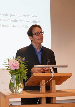 Daniel A. Bell - Professor, Tsinghua University, and Dean, Shandong University
