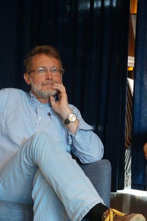 Bjørn Bredal - Author, journalist, Head of Borup Folk High School, Copenhagen
