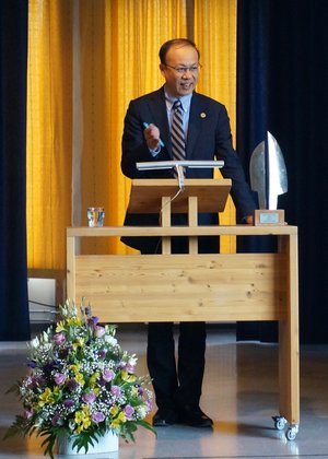 Chen Zhimin - Professor, Associate Vice President, Fudan University